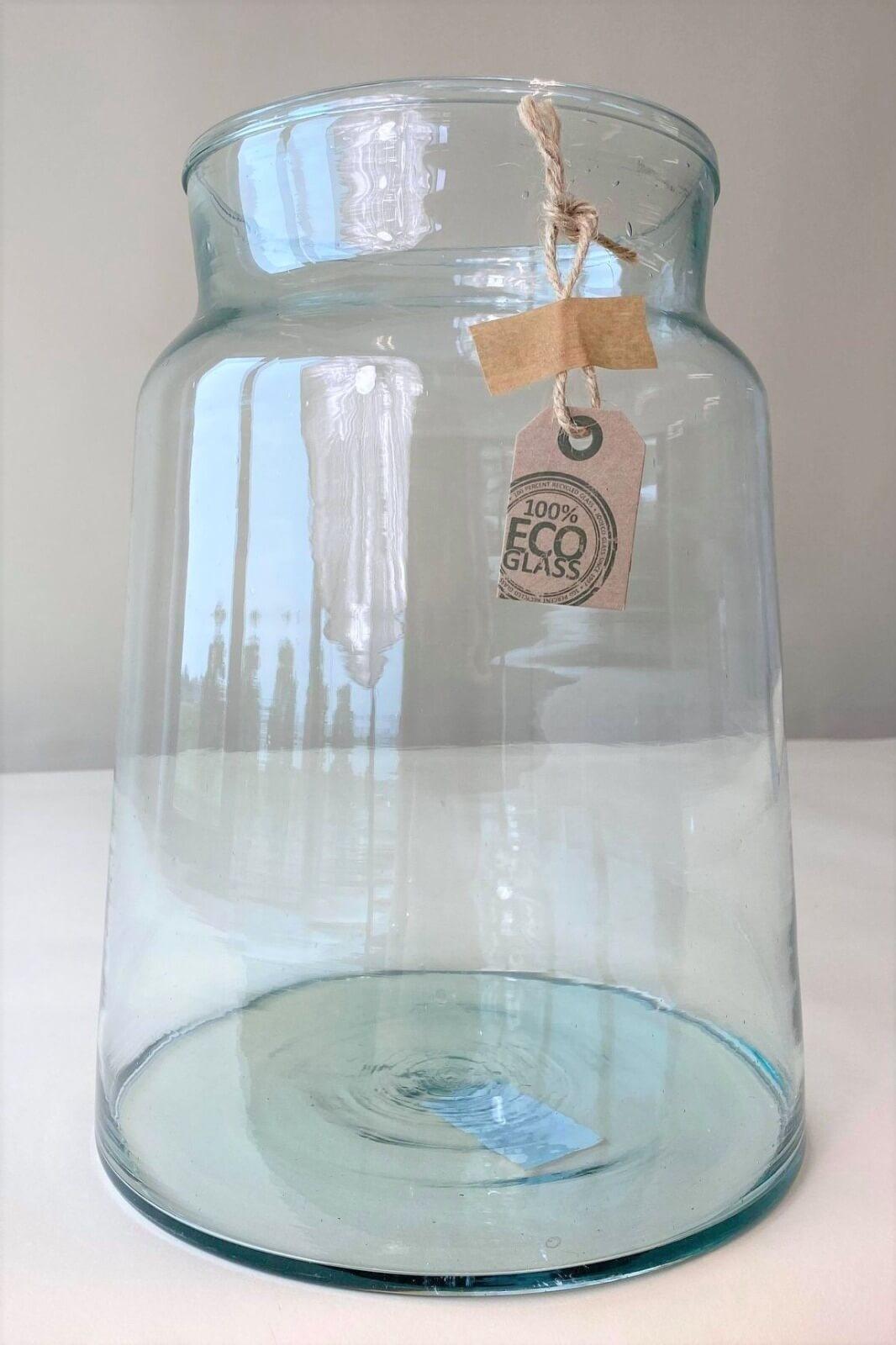 Eco Vase Eddy d17/23*30cm